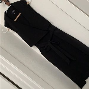 The Limited Tuxedo Style Dress